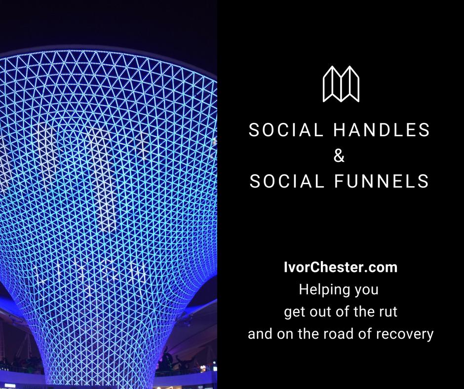 Social Handles & Social Funnels
